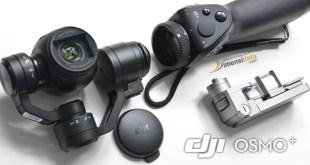 Review Kelebihan Spesifikasi DJI osmo PLUS Indonesia