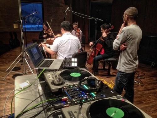 afiara quintet session 2015