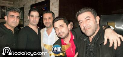 Persian club party event in Toronto with DJ Borhan