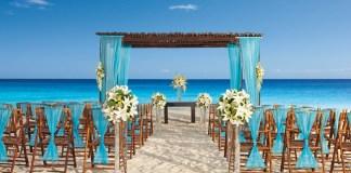 Destination Wedding With DJ