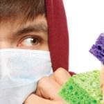 Μικροβιοφοβία: ποια είναι τα συμπτώματα και πώς να την αντιμετωπίσετε!