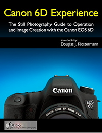 Canon 6D EOS book manual dummies field guide instruction tutorial how to use learn full frame autofocus system