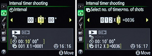 Nikon D7100 book manual guide how to tips tricks interval timer time lapse setting menu quick