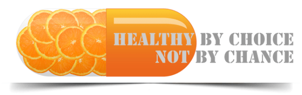 Healthy by choice not by chance