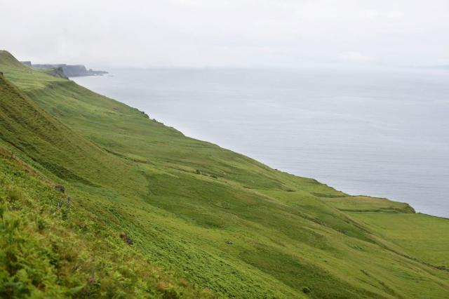 Rolling Hills to the sea