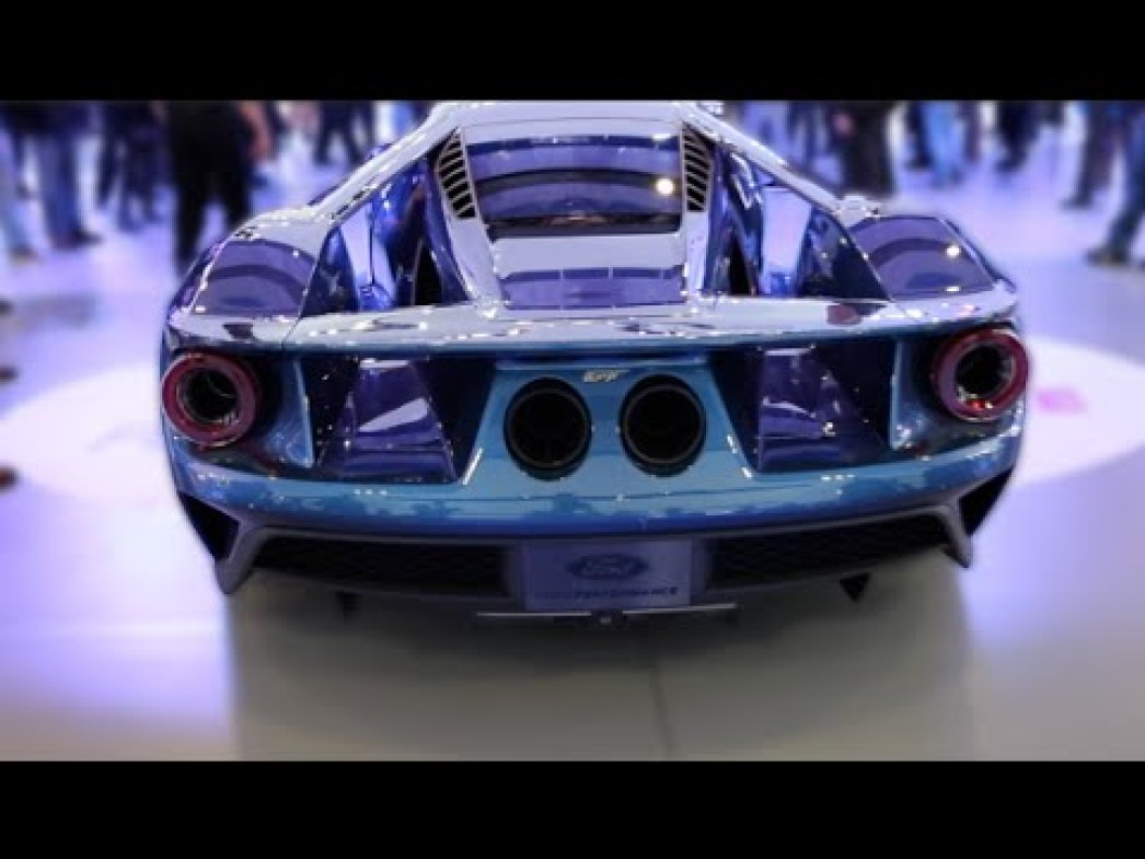 New 2016 Ford GT Price and Planned Production Numbers| Autofluence