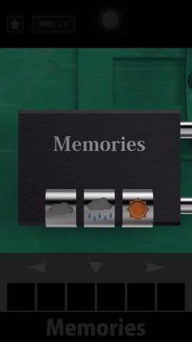Th 脱出ゲーム Memories 攻略 930