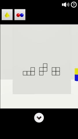 Th 脱出ゲーム Cubes   攻略と解き方 ネタバレ注意 1152