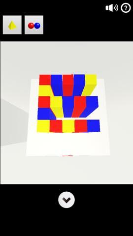 Th 脱出ゲーム Cubes   攻略と解き方 ネタバレ注意 1157