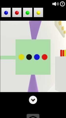 Th 脱出ゲーム Cubes   攻略と解き方 ネタバレ注意 1171
