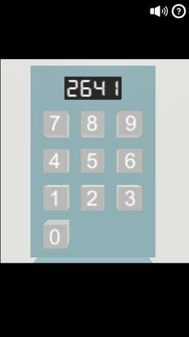 Th 脱出ゲーム Cubes   攻略と解き方 ネタバレ注意 1178