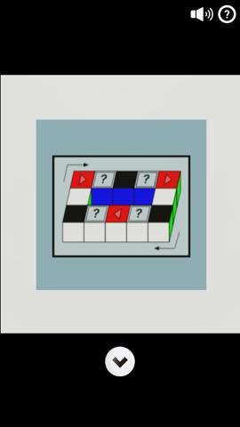 Th 脱出ゲーム Cubes   攻略と解き方 ネタバレ注意 1183