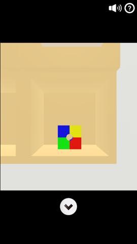 Th 脱出ゲーム Cubes   攻略と解き方 ネタバレ注意 1188