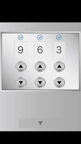 Th 脱出ゲーム Elevator  攻略と解き方 ネタバレ注意  1623