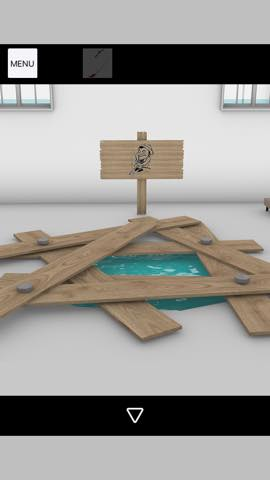 Th 脱出ゲーム Ocean View(オーシャンビュー)    攻略と解き方 ネタバレ注意  2778
