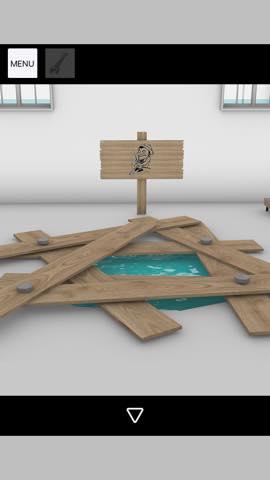 Th 脱出ゲーム Ocean View(オーシャンビュー)    攻略と解き方 ネタバレ注意  2807