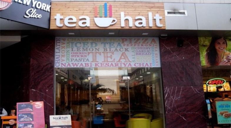 tea halt