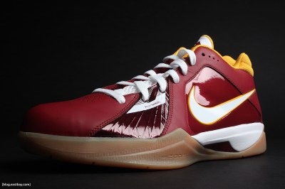 "Wallpaper: Nike Zoom KD III ""Redskins"" 