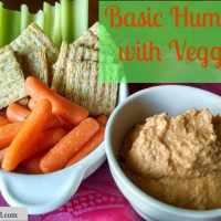 Basic Hummus Recipe