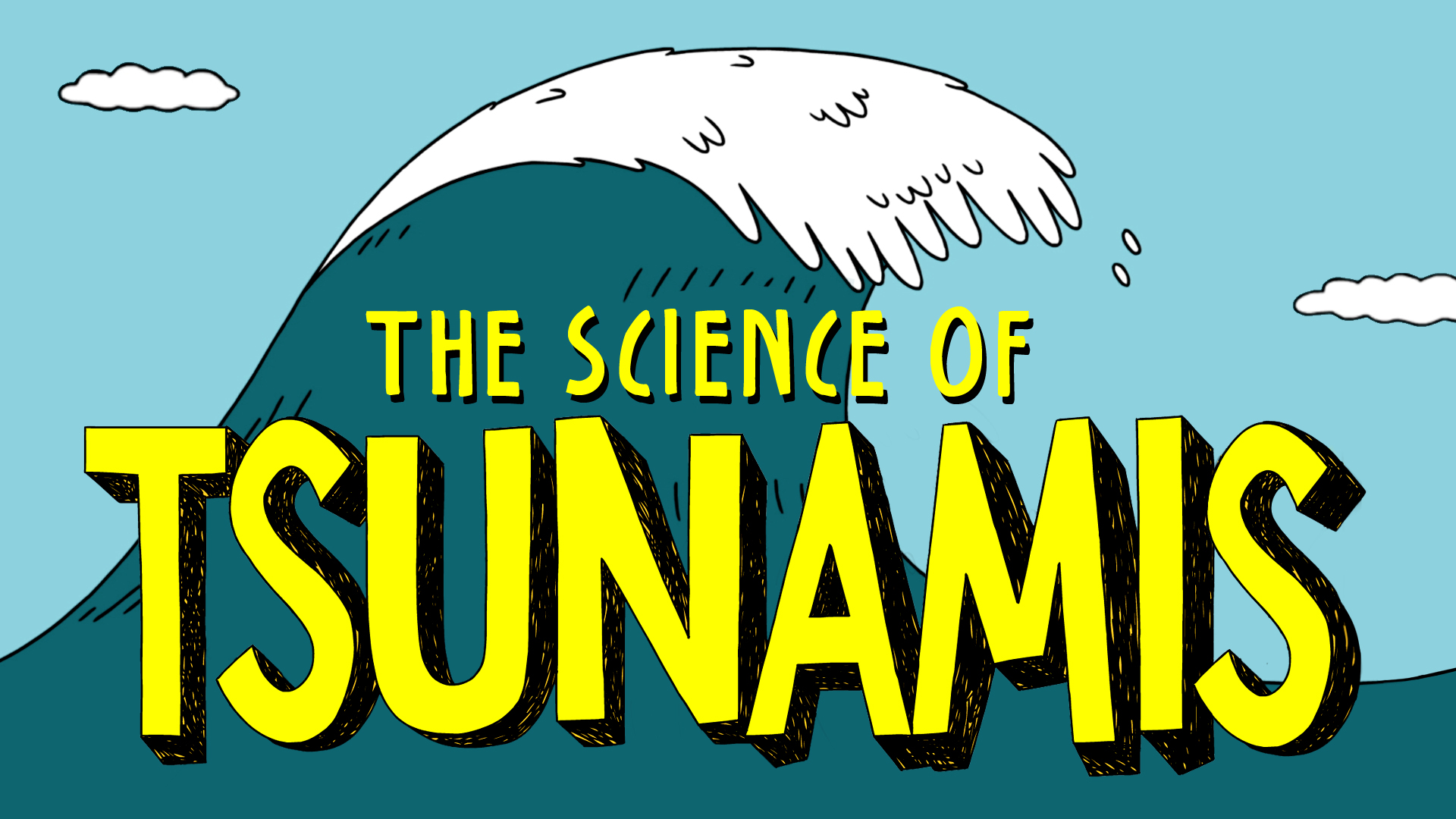 How tsunamis work (in animated GIFs) |