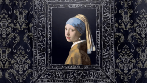 TED-Ed Blog Vermeer James Earle image