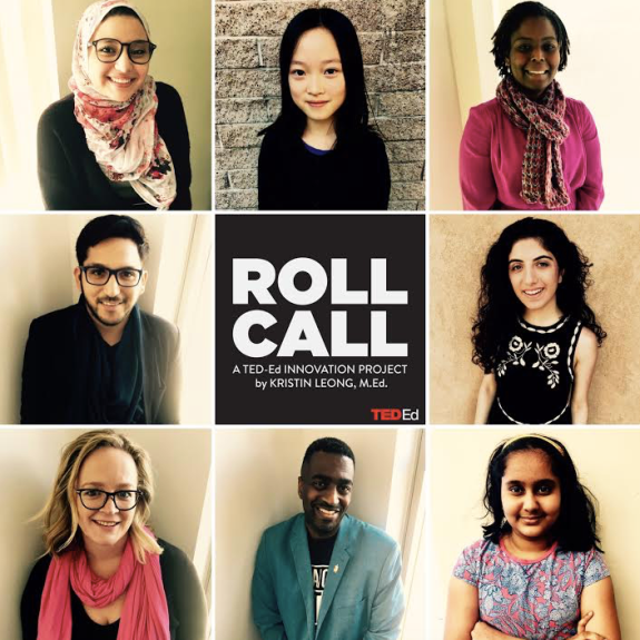 Roll Call TEDEd Innovation Project