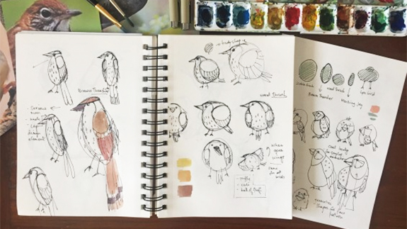 Character design 101: How to infuse a drawing with personality