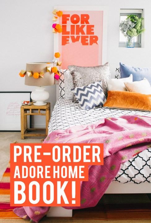Adore Home magazine pre order adore home book pozible