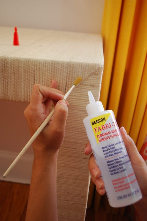 diy grasscloth wallpaper