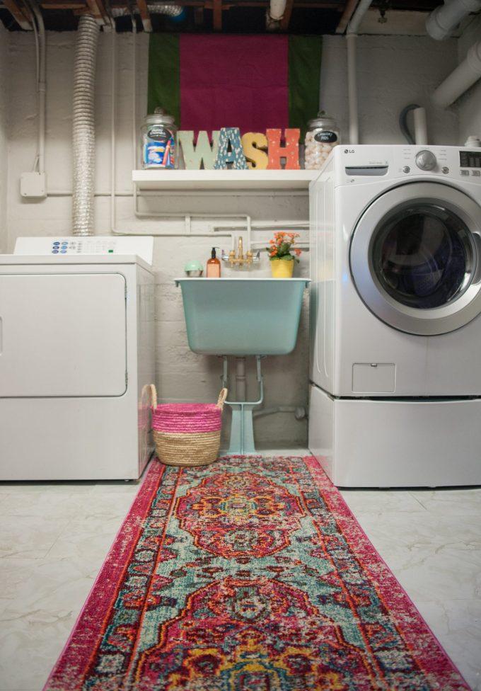 lg laundry room sidekick