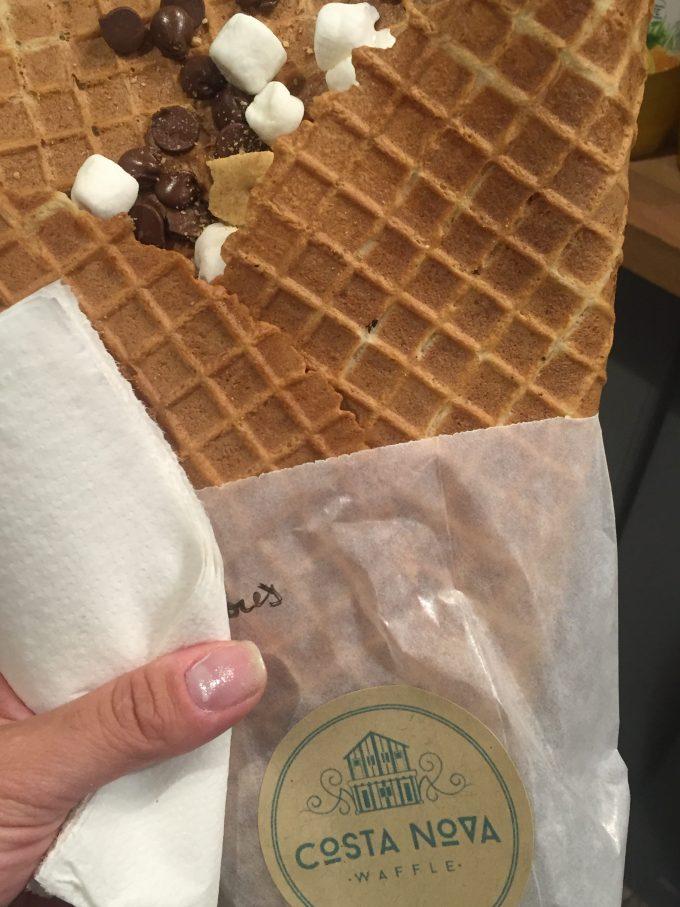 costa nova waffle shop