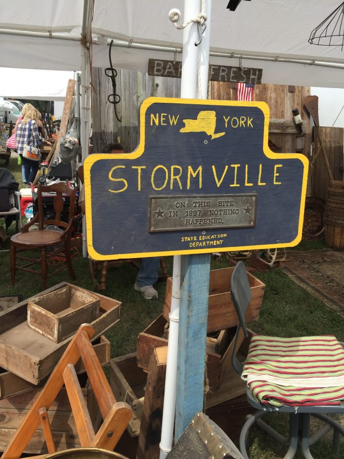 stormville airport antique show