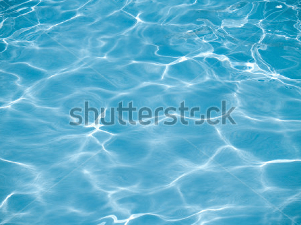 sun reflections in a pool