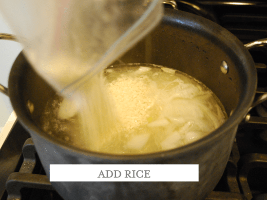 effortless white rice recipe