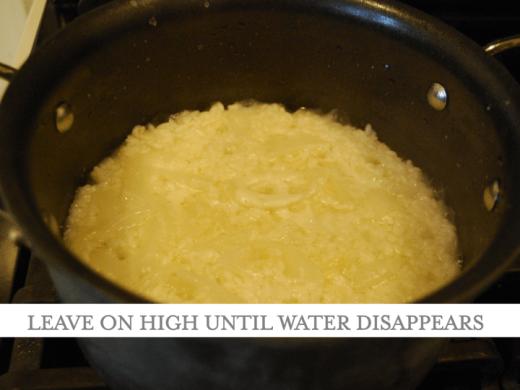 effortless white rice recipe