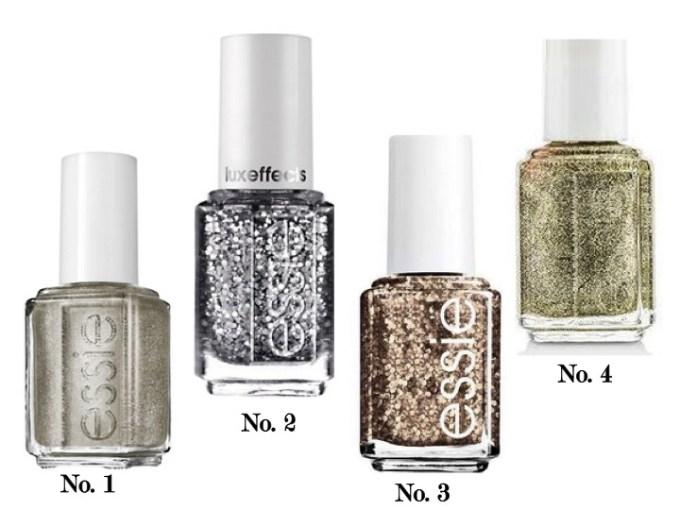 sparkly nails, glitter nails