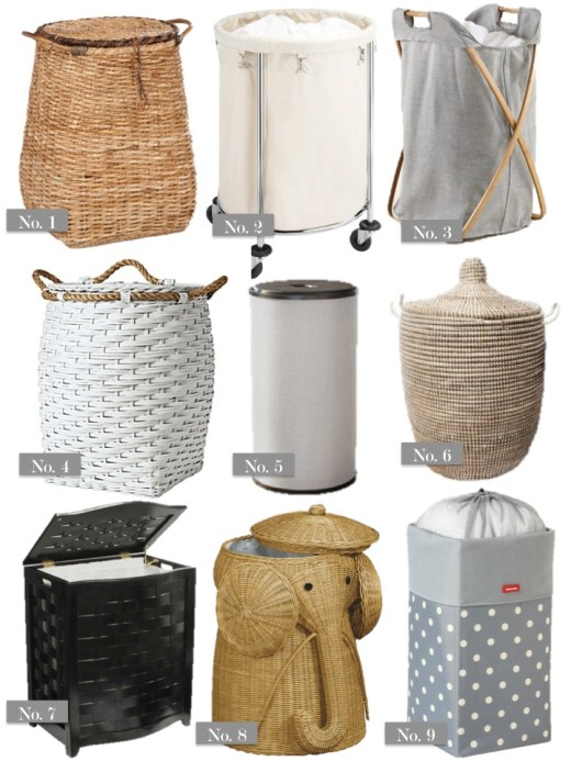 stylish hamper picks