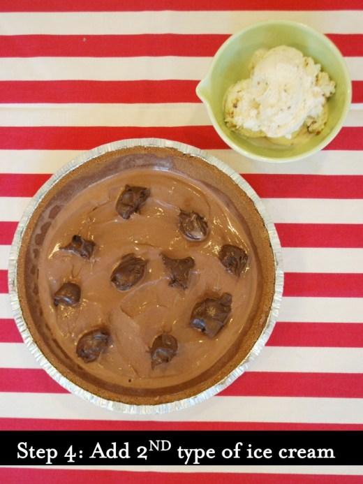 effortless ice cream pie