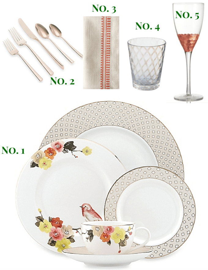 fine china with kate spade