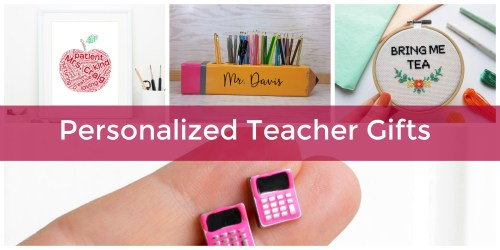 Medium Of Personalized Teacher Gifts