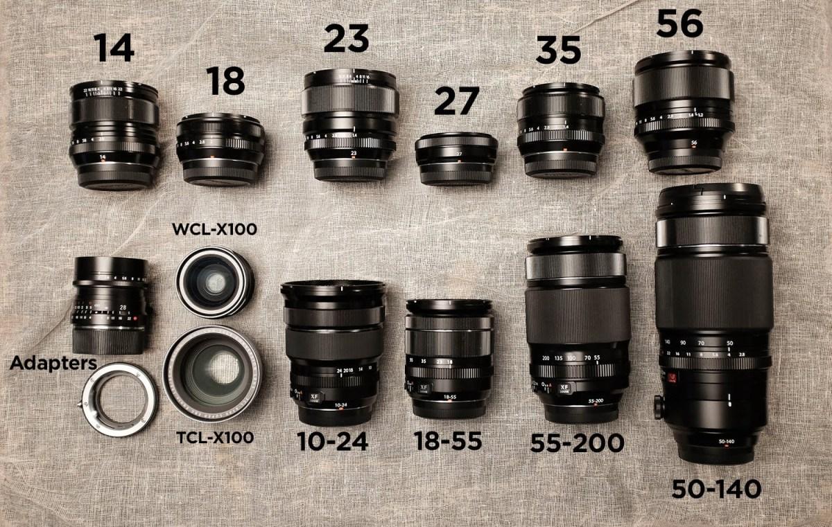 富士 Fujifilm X 相機終極購買指南:鏡頭篇(上)