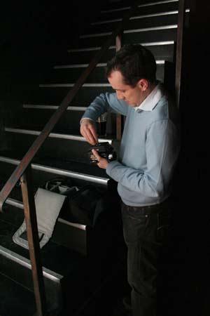 Laurent Maisonnave's video camera at YULblog