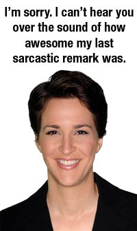 Rachel Maddow (MSNBC photo)