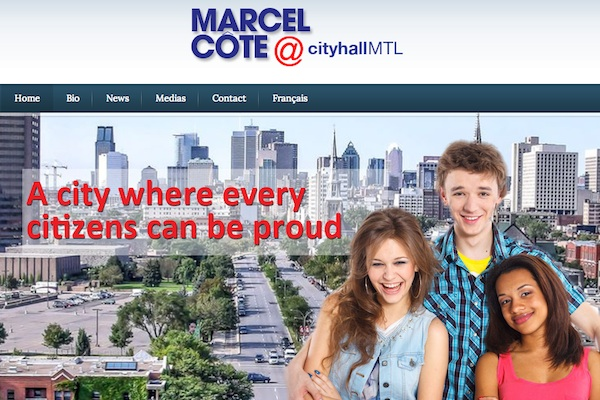 Three kids from a Ukrainian stock photo show off a grammatically incorrect promise