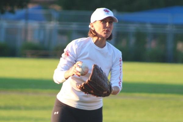 Debra Arbec: Who do I throw the ball to?