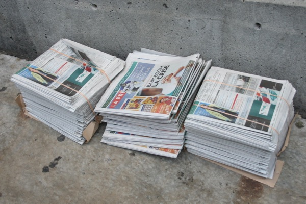 The newspaper industry is dying, says La Presse publisher Guy Crevier