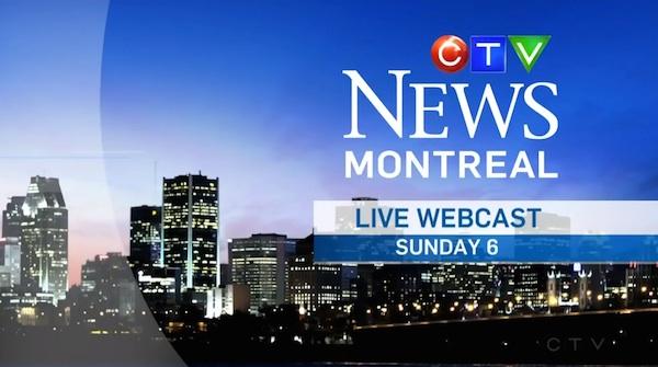 CTV live webcast