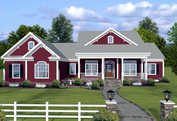 Best selling ranch home plans family home plans blog for Home selling design
