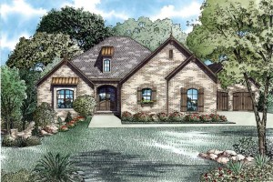 House Plan 82062