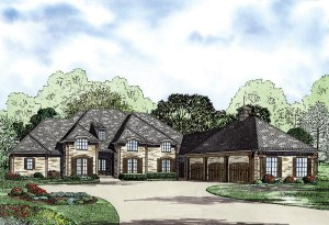 House Plan 82239